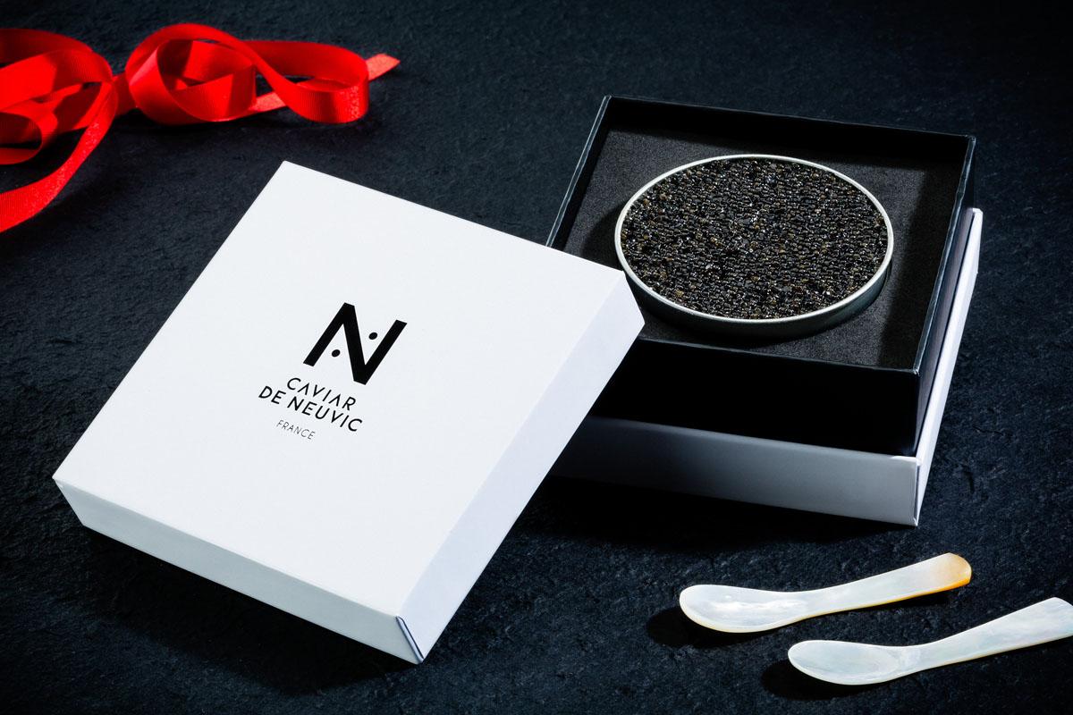CAVIAR DE NEUVIC - Coffret cadeau