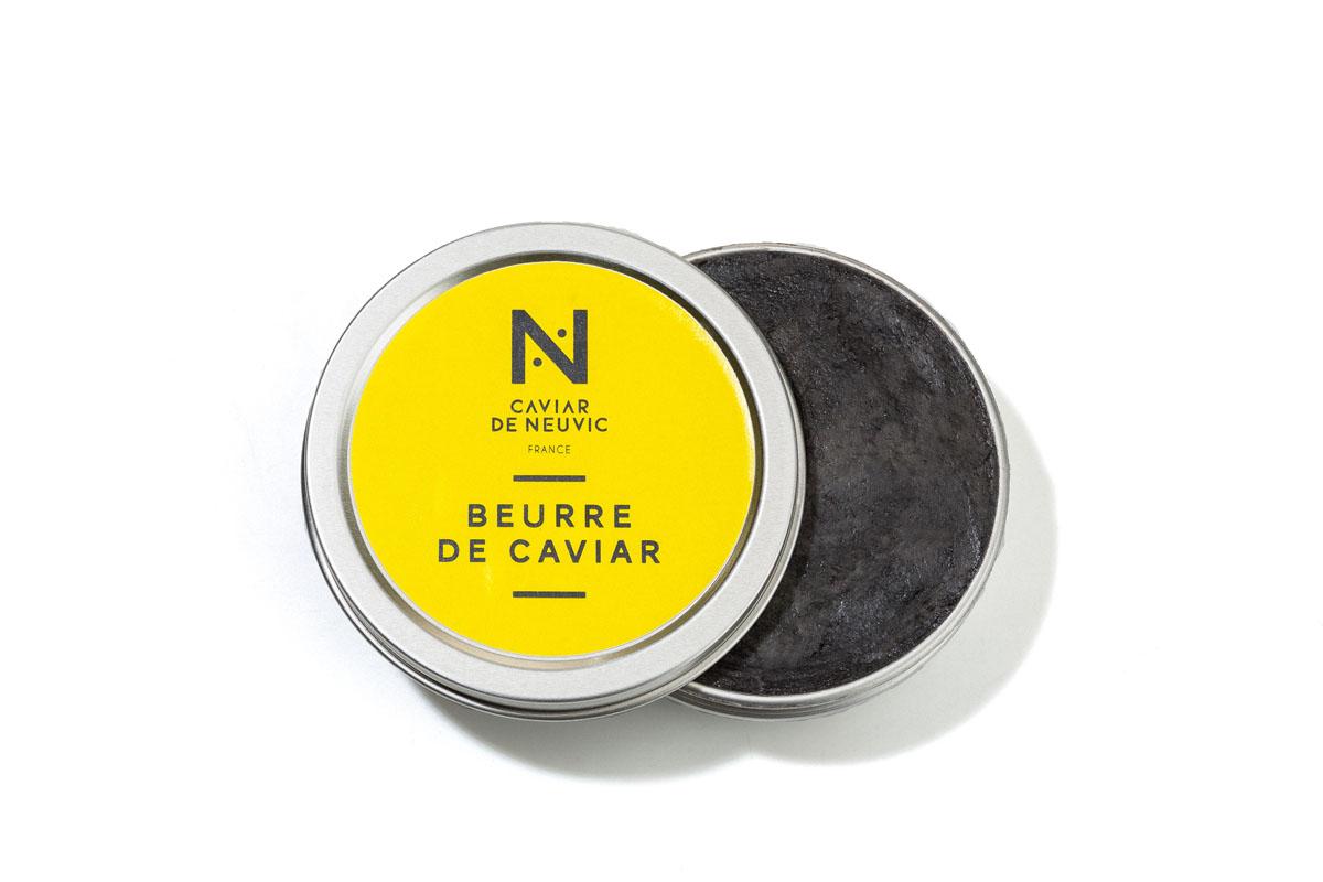 CAVIAR DE NEUVIC - Beurre de caviar