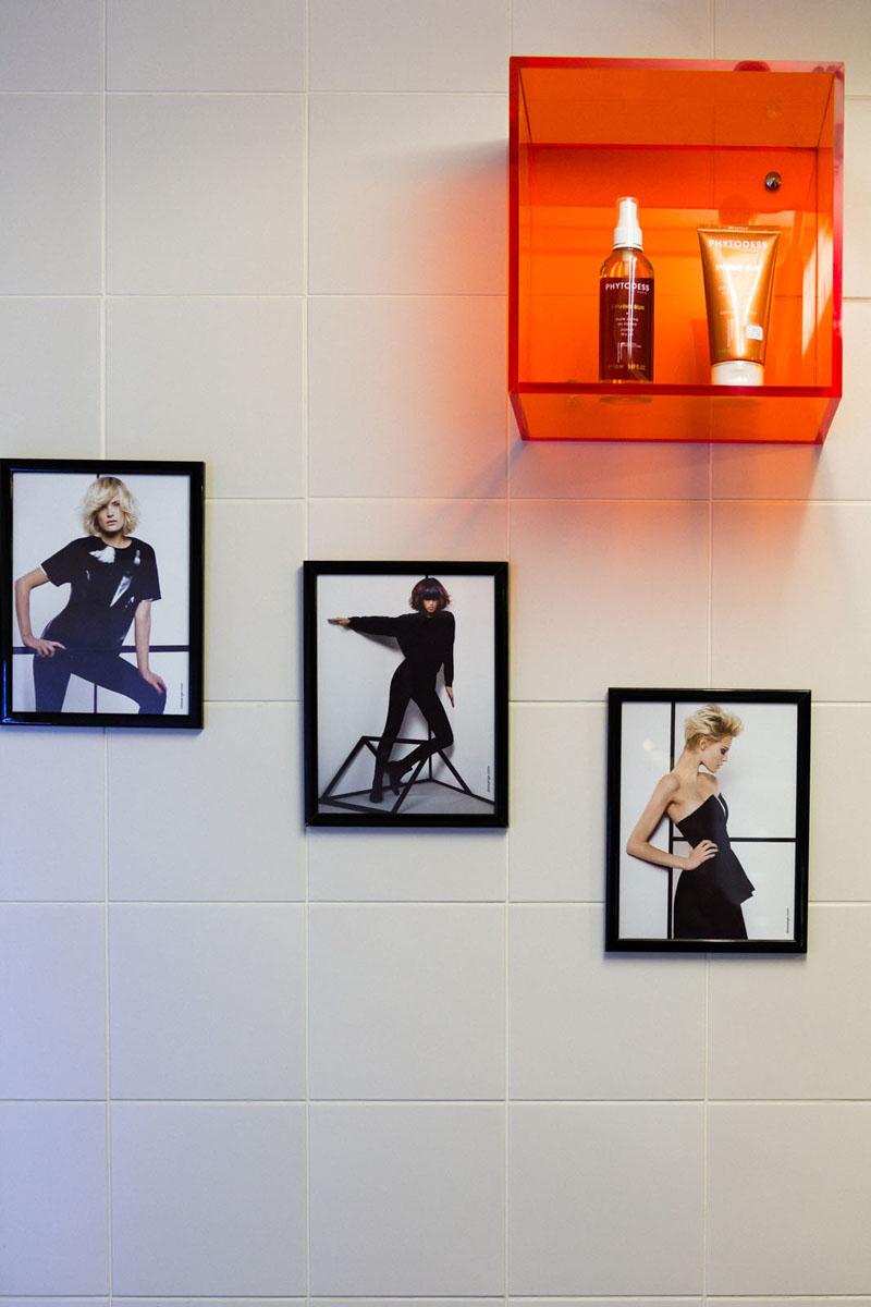 Salon de coiffure Jacques Dessange, Limoges