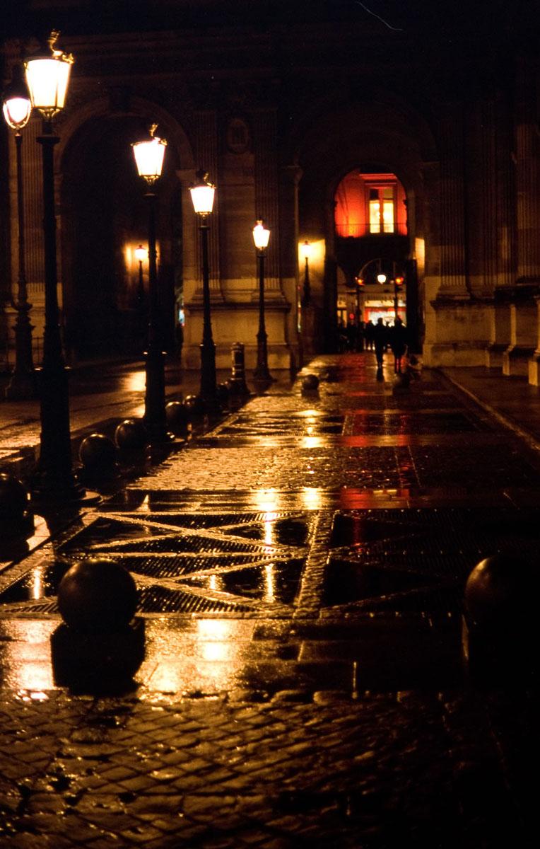 Photo Paris, de nuit