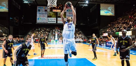 David RAMSEYER monte au dunk
