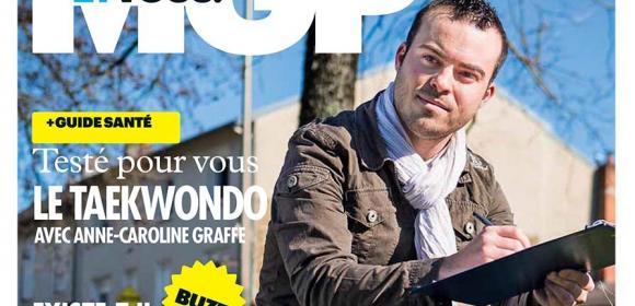 """Couverture """"MGP et vous"""" : magazine interne de la MGP (Mutuelle Générale de la Police)"""